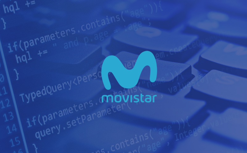 Sistema EIR Movistar Chile